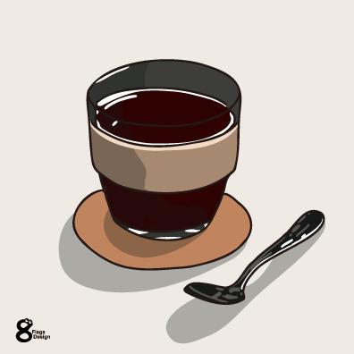 コーヒー(ベージュバンド)のキャッチ画像
