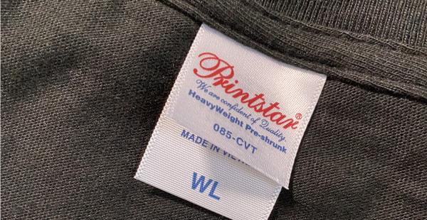 オリジナルTシャツの種類プリントスター