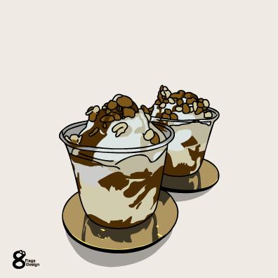 コーヒーゼリー(コーヒー味)のキャッチ画像