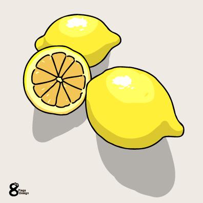 レモン3個(スタンダード)のキャッチ画像