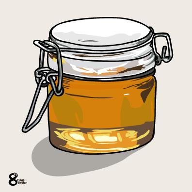 ハチミツ(スタンダード)のキャッチ画像