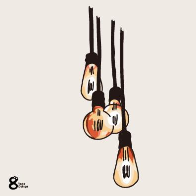 電球4個(スタンダード)のキャッチ画像