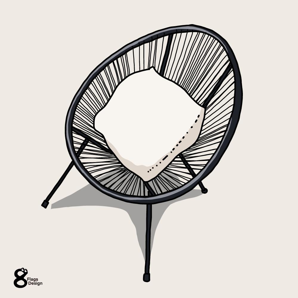ネットの椅子のキャッチ画像