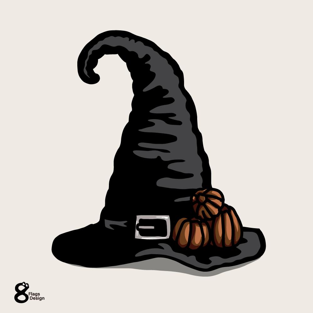 魔女の帽子のキャッチ画像