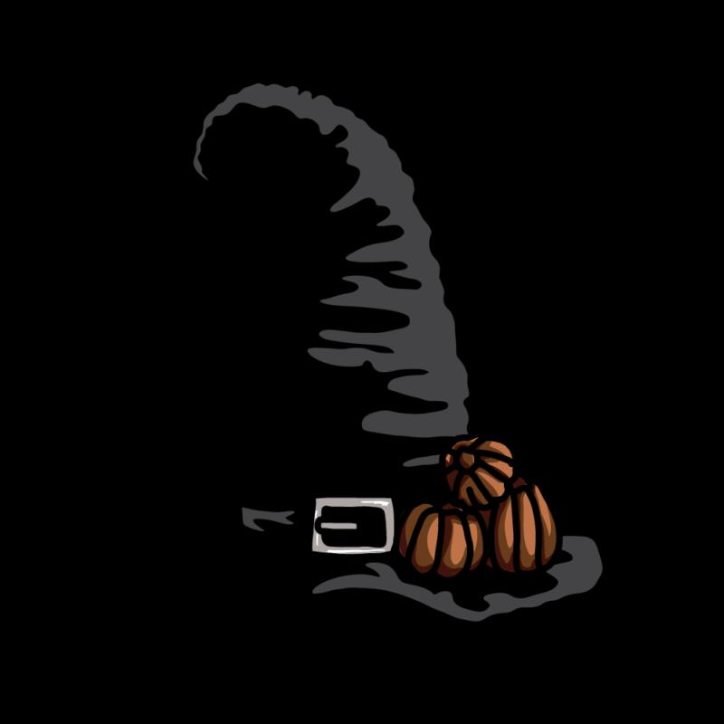 魔女の帽子(ノーマル)