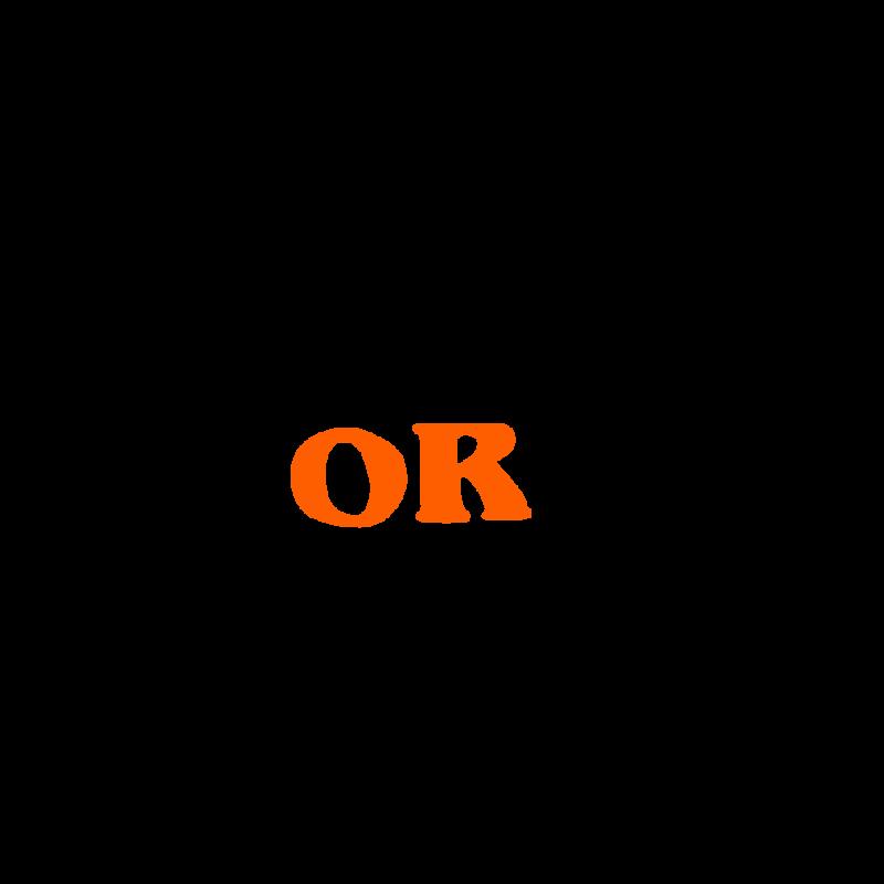 トリックオアトリート(一部オレンジ)