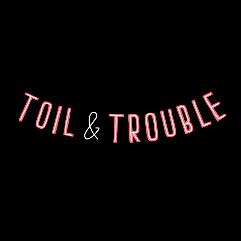 労苦(toil & trouble)のガートランド(ネオン)