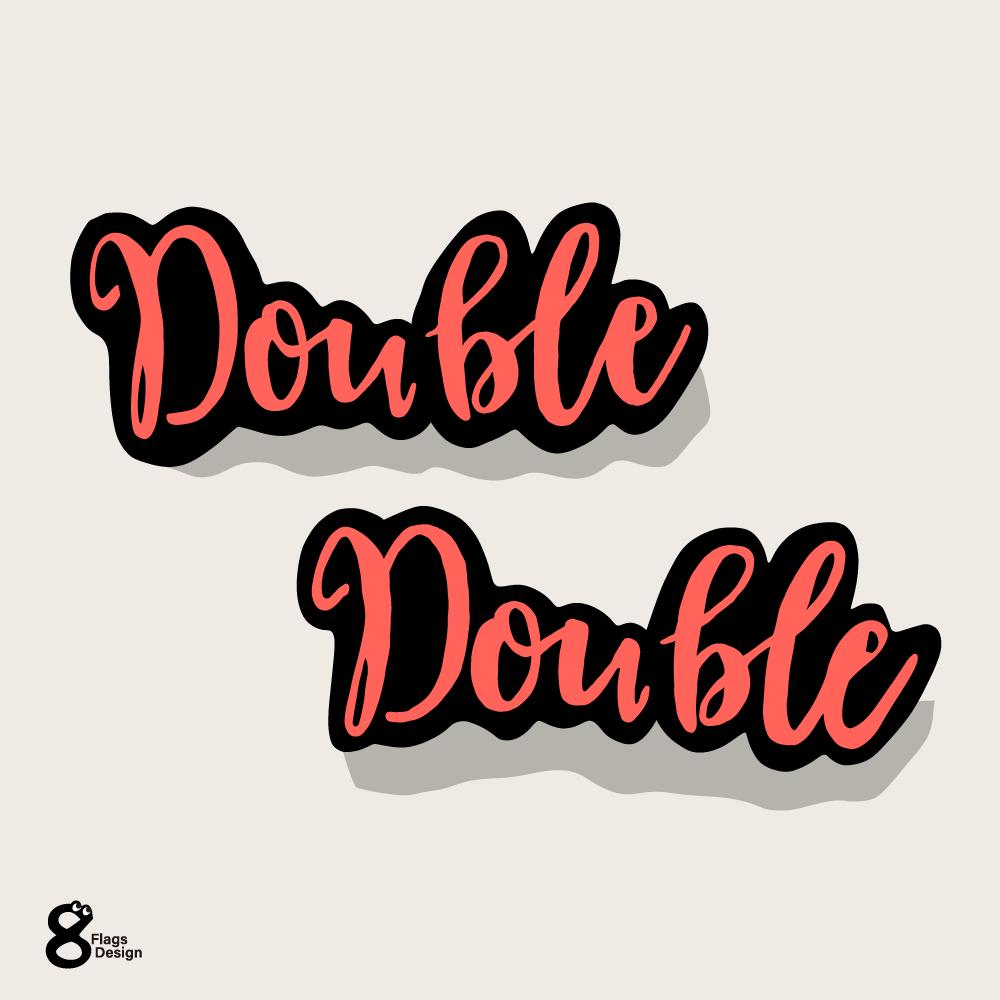 bouble,doubleのキャッチ画像