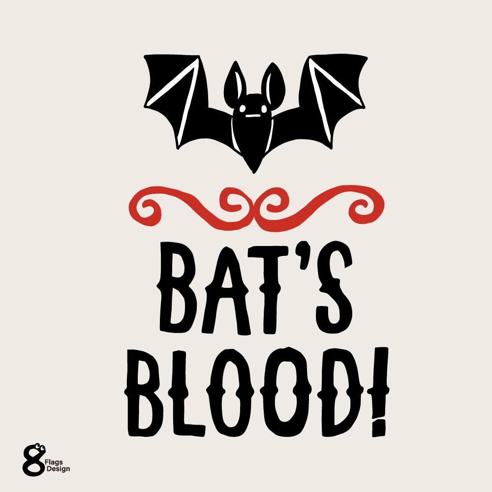 コウモリの血のエンブレムのキャッチ画像