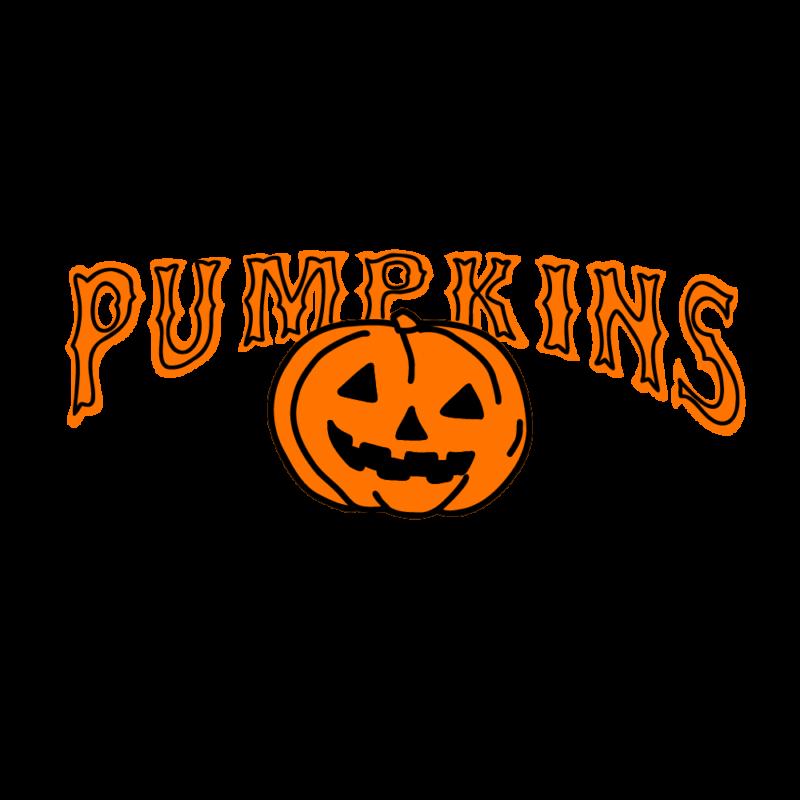 パンプキンズのロゴオレンジ