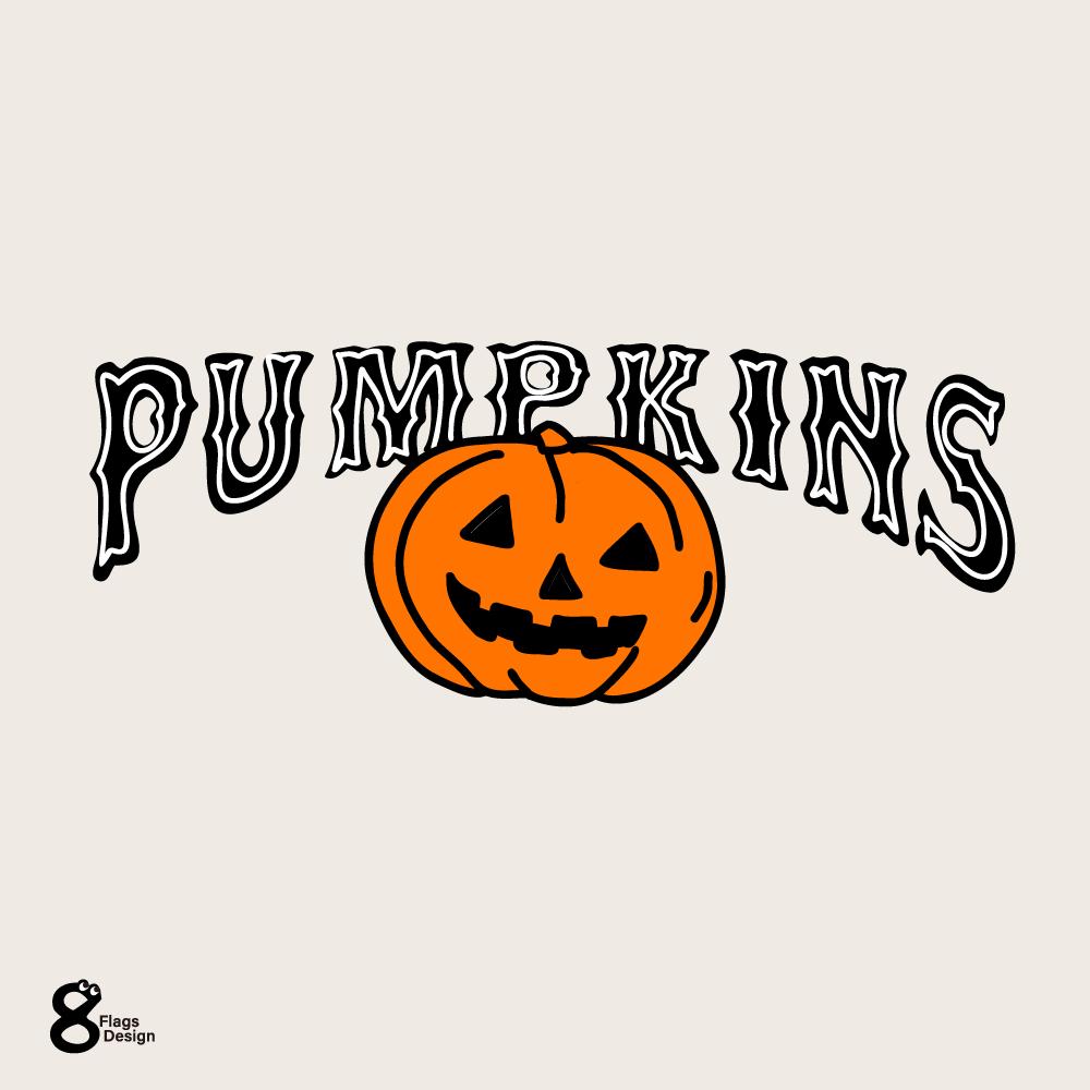 パンプキンズのロゴのキャッチ画像