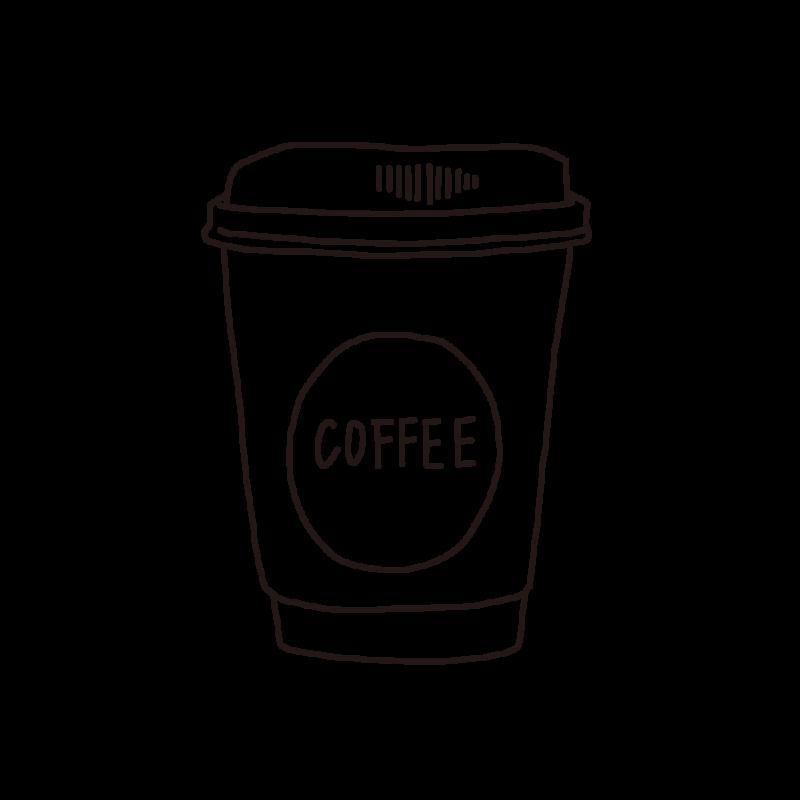 コーヒーカップ(テイクアウト)ライン