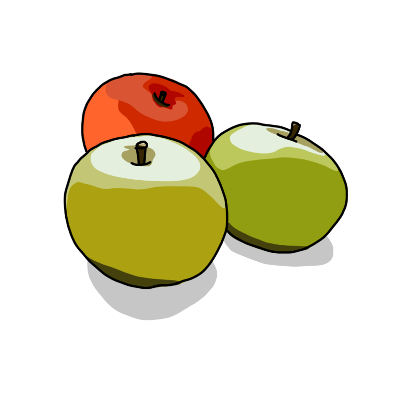 りんごミックス