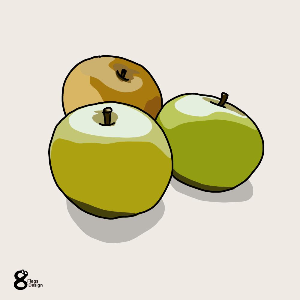 りんごのキャッチ画像