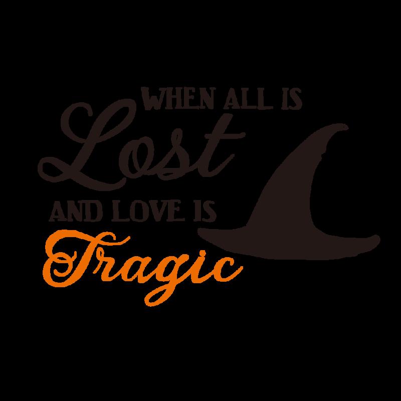 失われた愛オレンジ