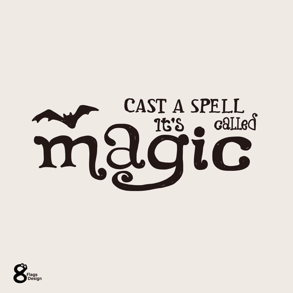 魔法を唱えるのキャッチ画像