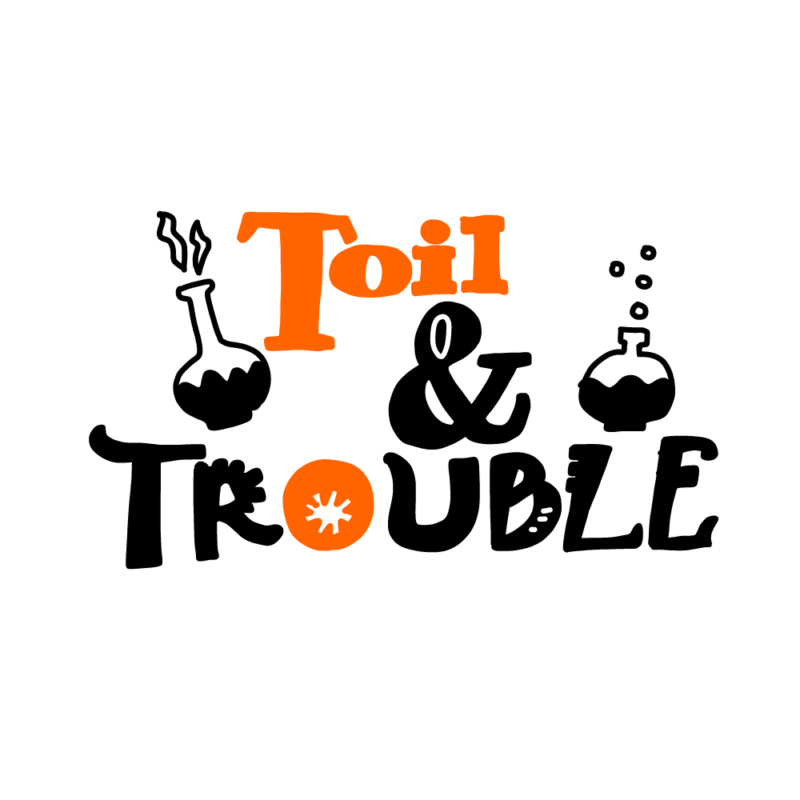 Toil & Troubleオレンジ