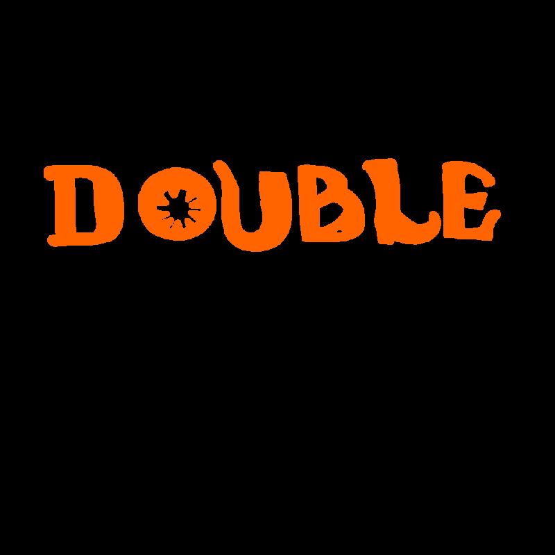 Double Doubleオレンジ