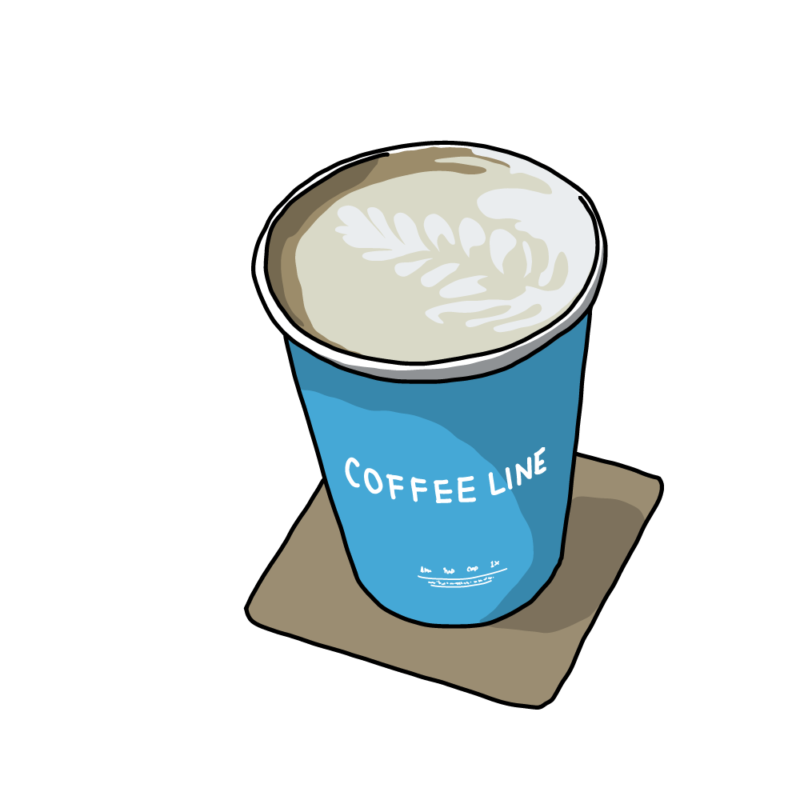 コーヒーブルー