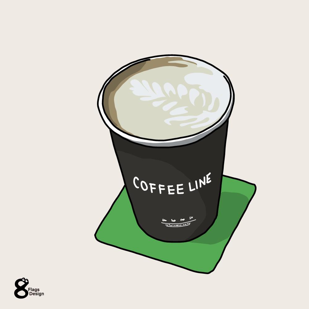 コーヒーのキャッチ画像