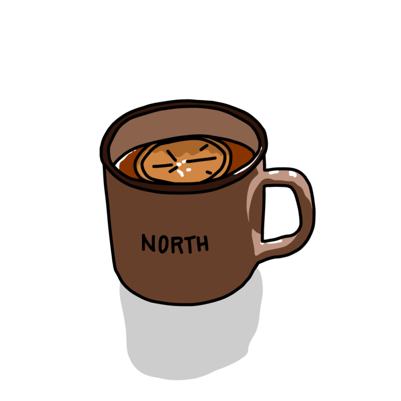 オレンジペコー(紅茶)ブラウン