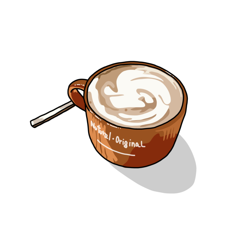 コーヒーオレンジ