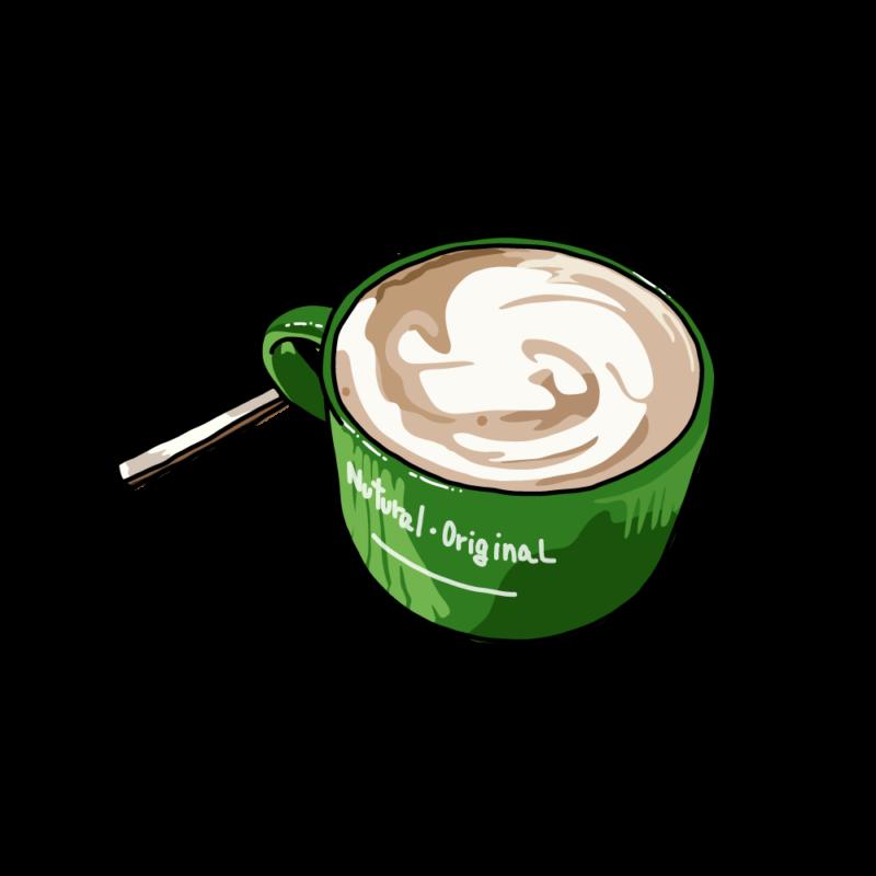 コーヒーグリーン