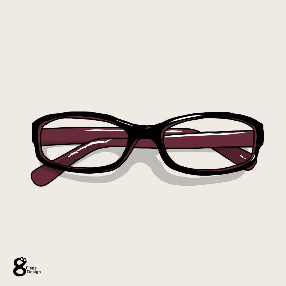 メガネのキャッチ画像
