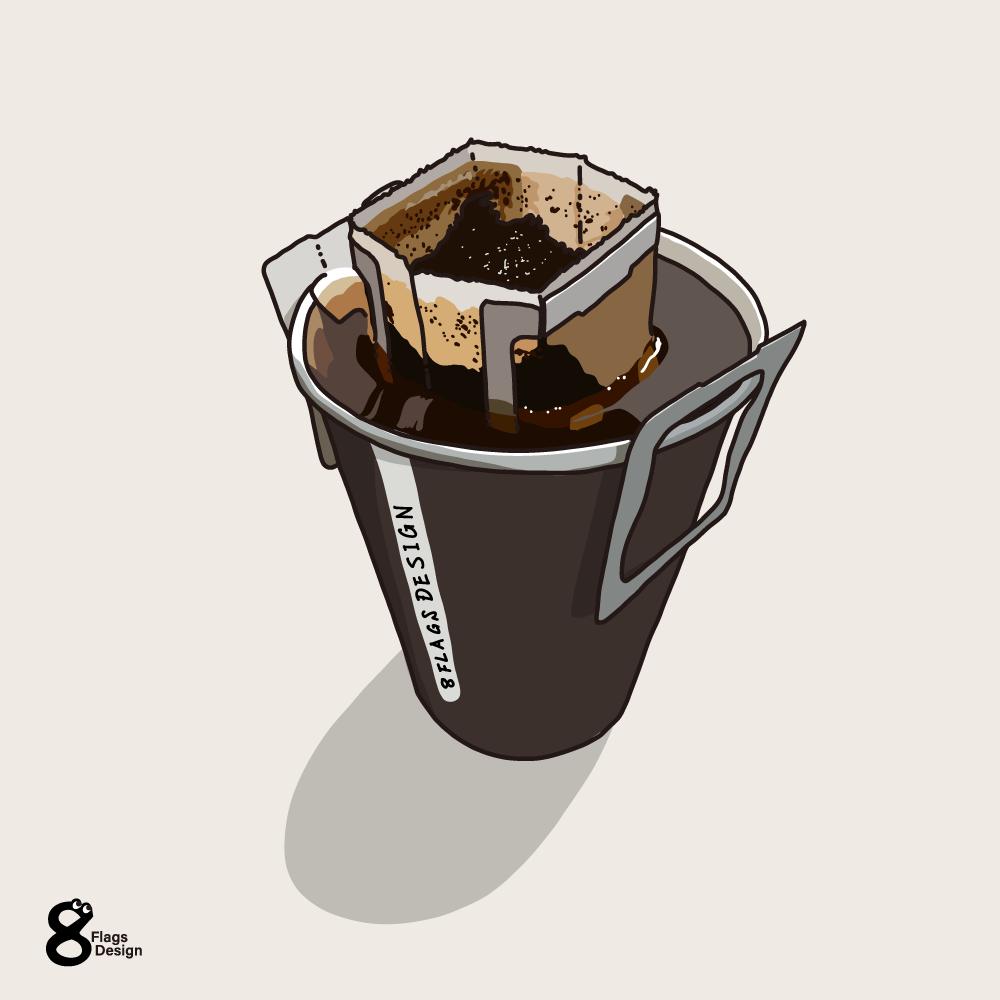 ドリップコーヒーのキャッチ画像