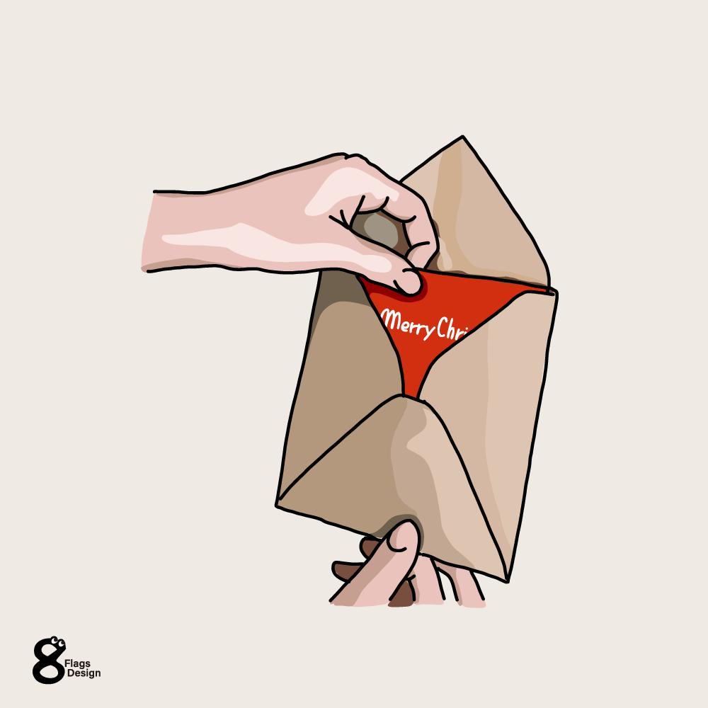 クレジットカードを開封するのキャッチ画像