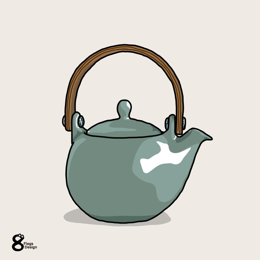 茶瓶のキャッチ画像
