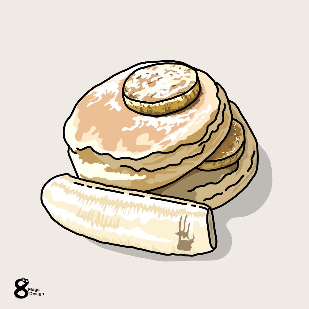 パンケーキのキャッチ画像