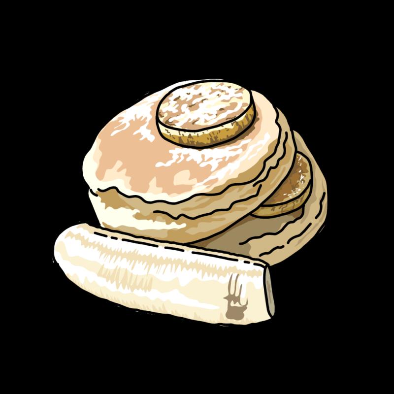 パンケーキスフレ