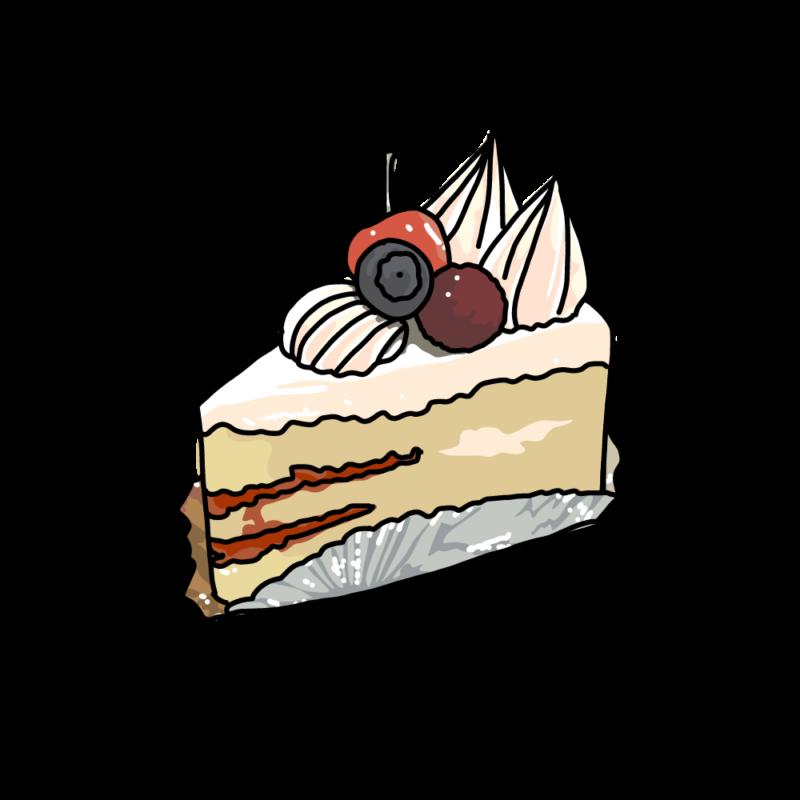 ショートケーキいちご