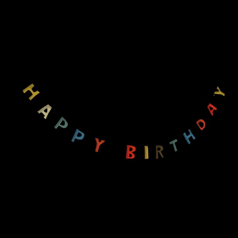 誕生日のガートランドカラー