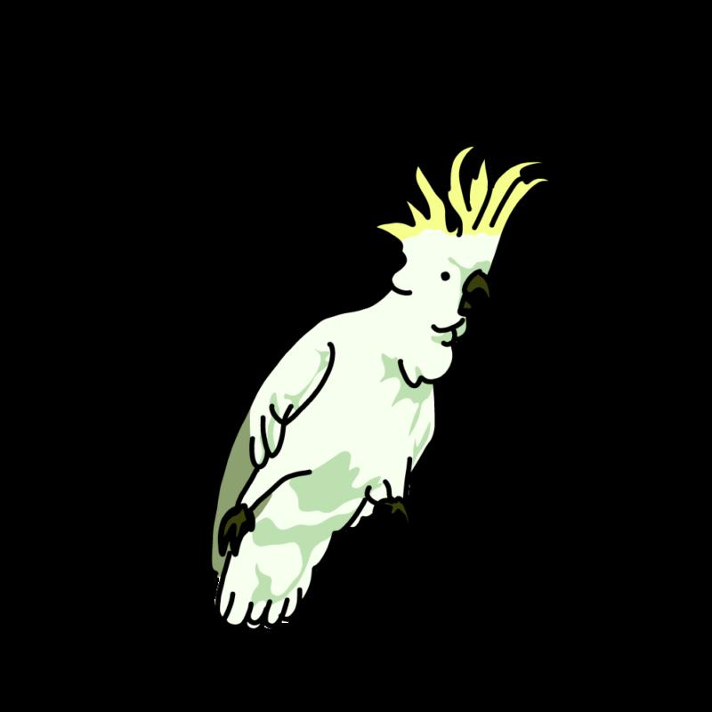 ゴキゲンのキバタングリーン