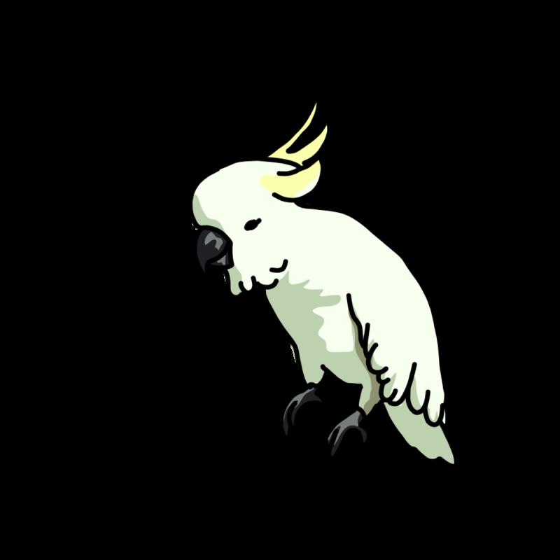 歌うキバタングリーン