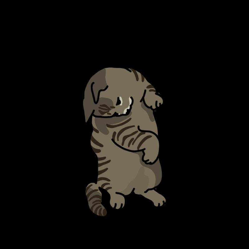 トラだよ(ネコ)ノーマル