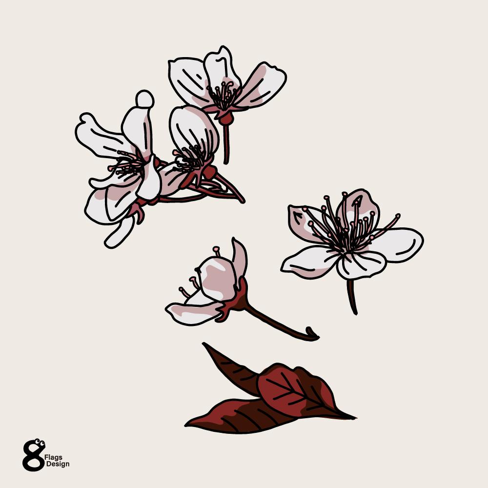 桜フレークのキャッチ画像