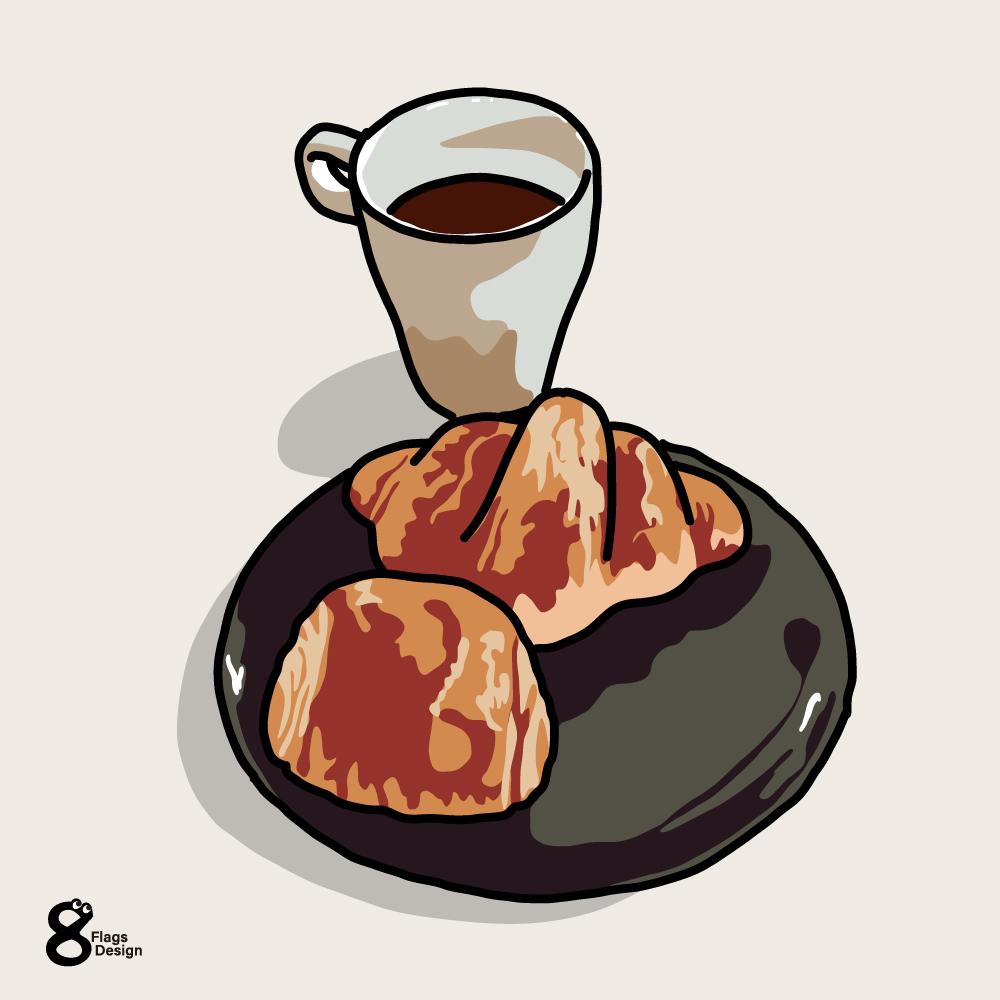パンとコーヒーのキャッチ画像