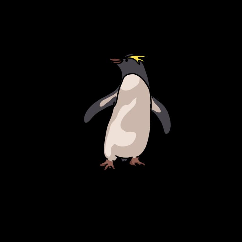 ダンシングイワトビペンギン暁