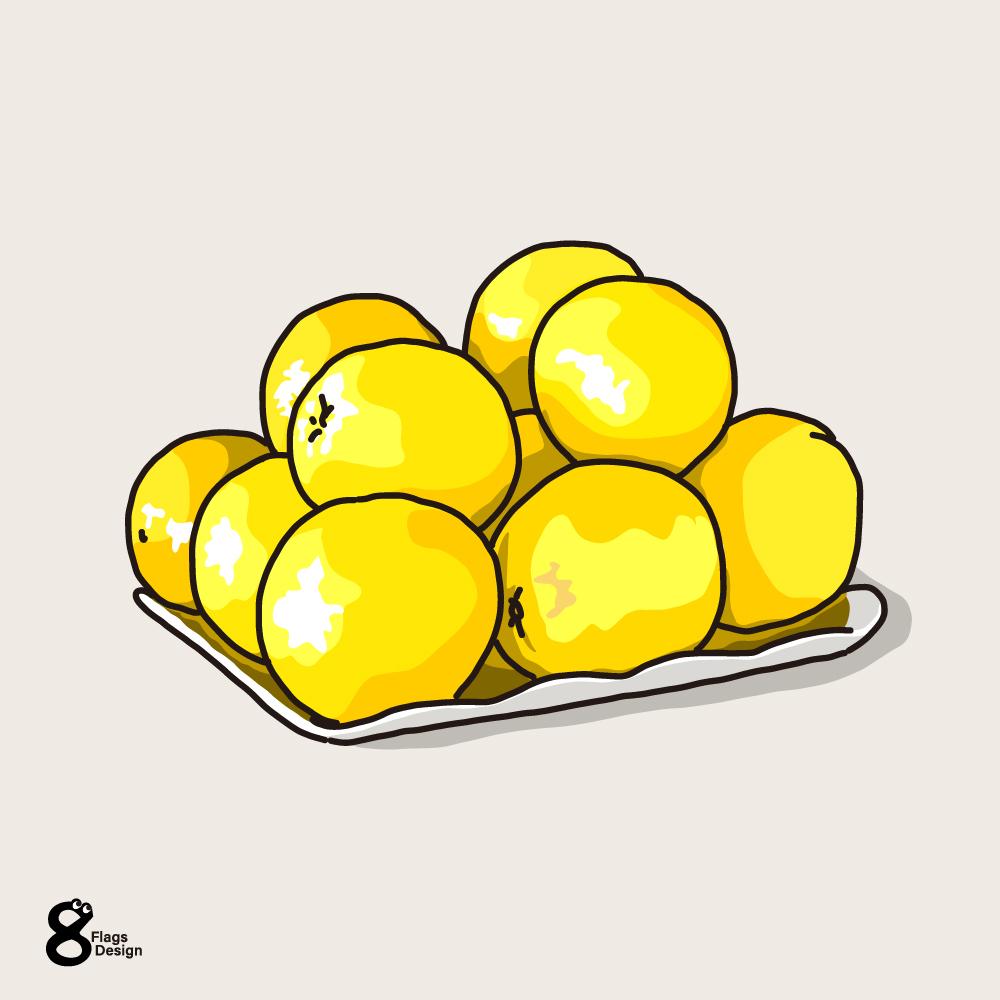 グレープフルーツ盛りのキャッチ画像
