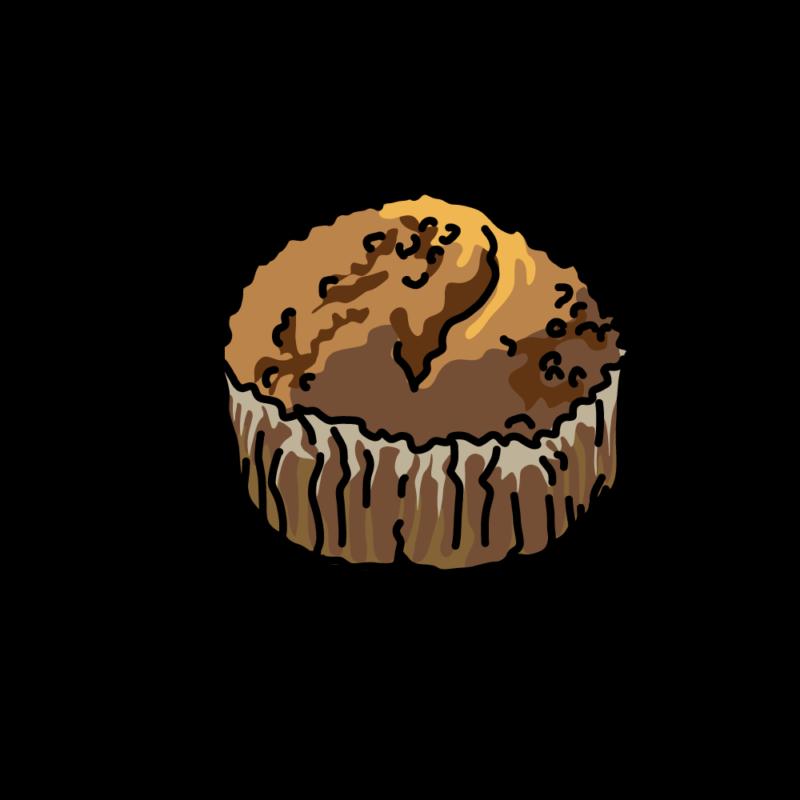 チョコチップマフィンハニー