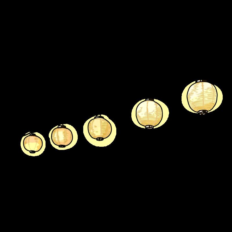 提灯のガーランド0102