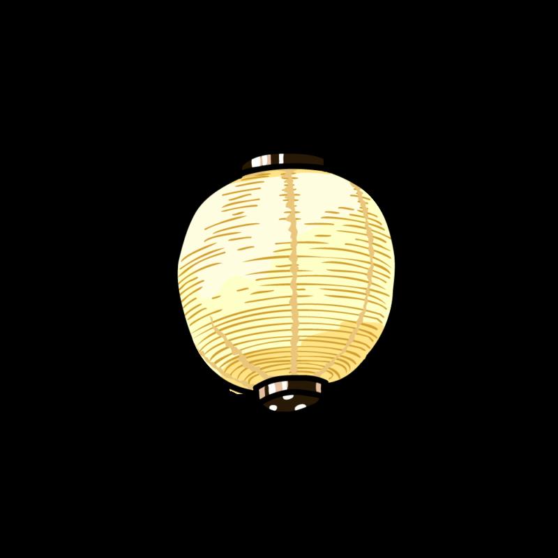 提灯のガーランド0104