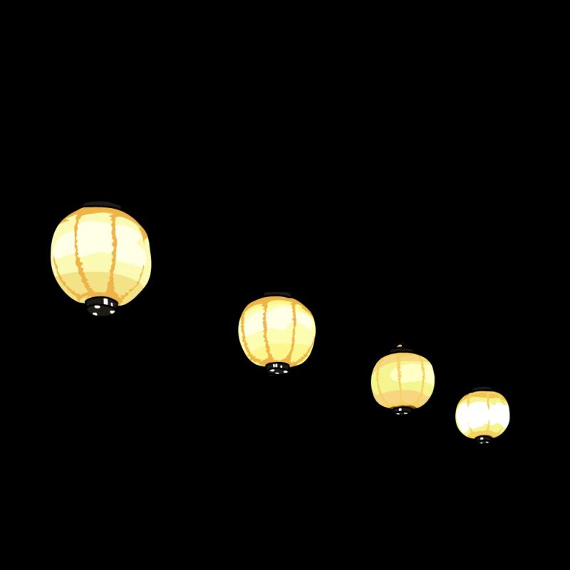 提灯のガーランド0202