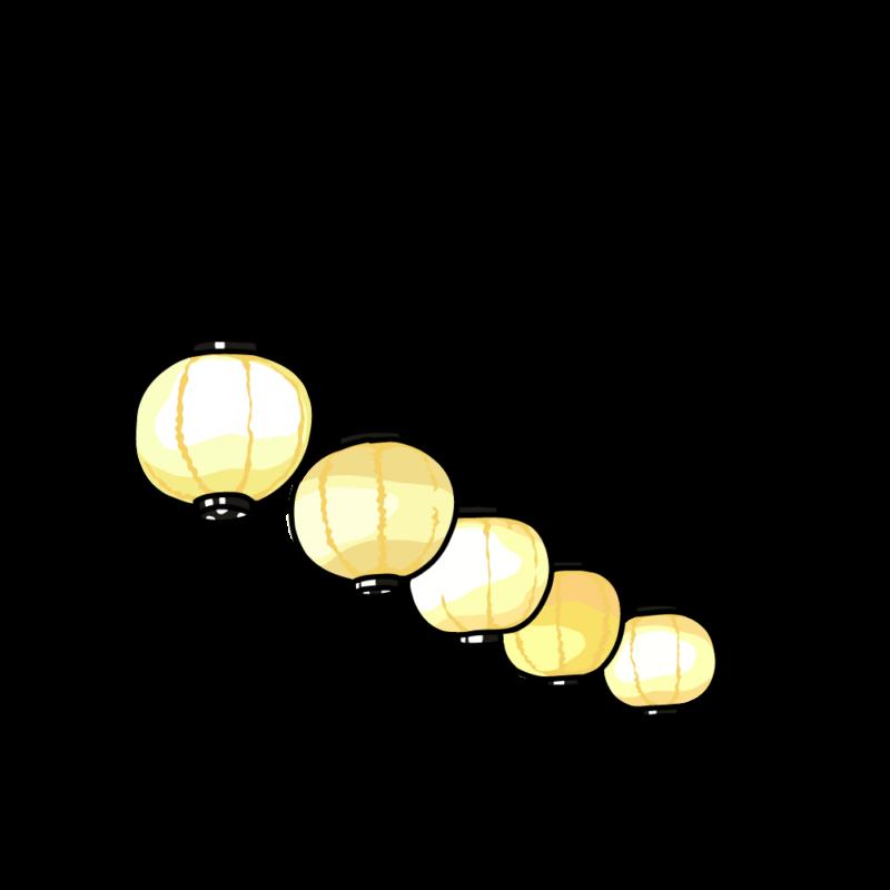 提灯のガーランド0203