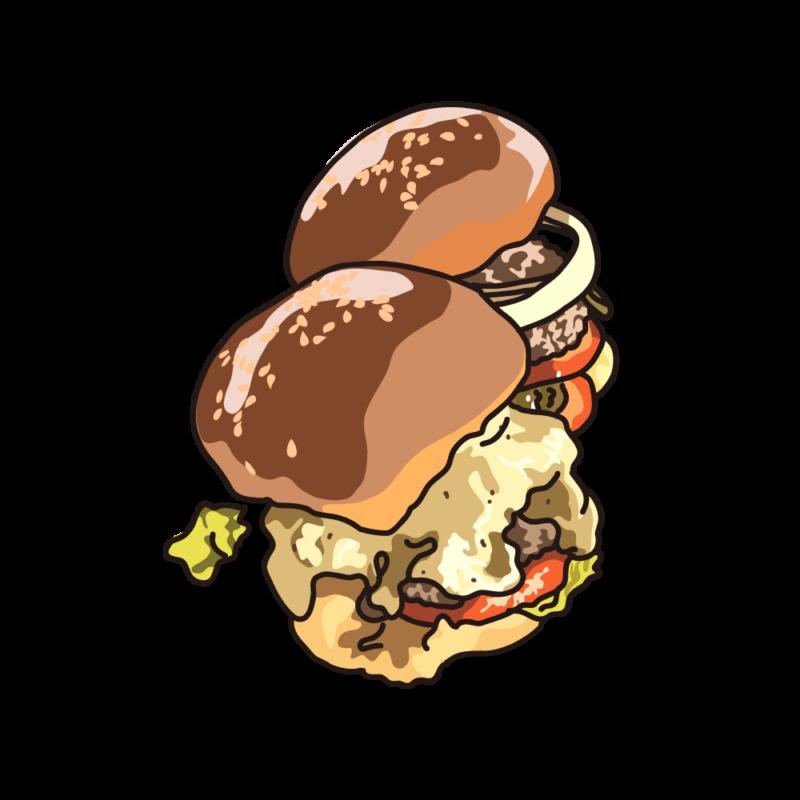 チーズバーガー01