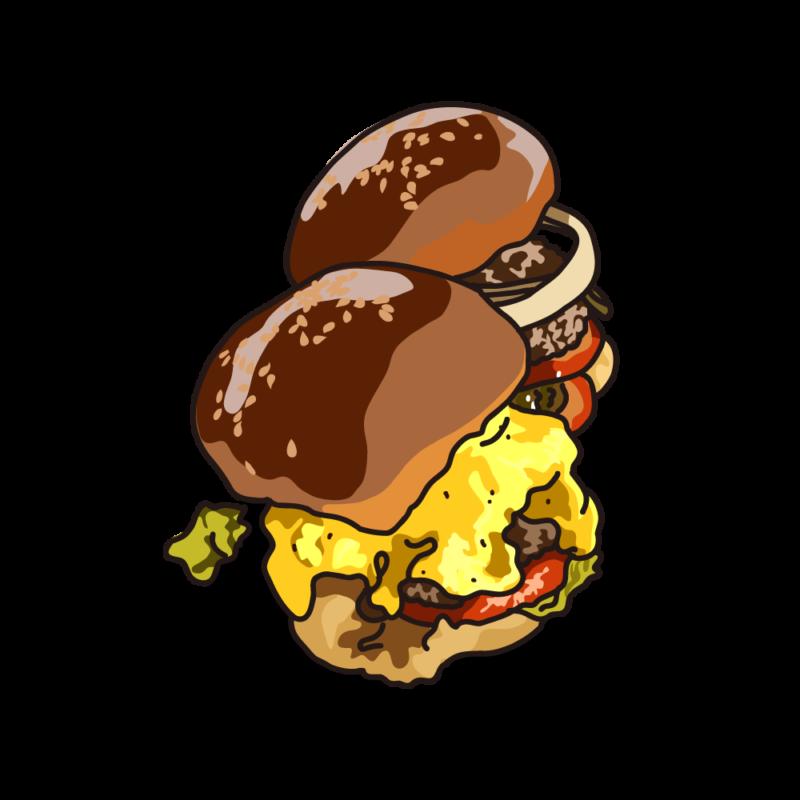 チーズバーガー02