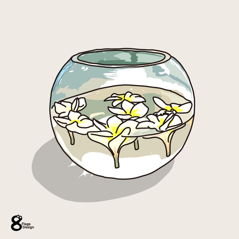 水盤のキャッチ画像